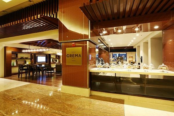 Crema gourmet coffee shop