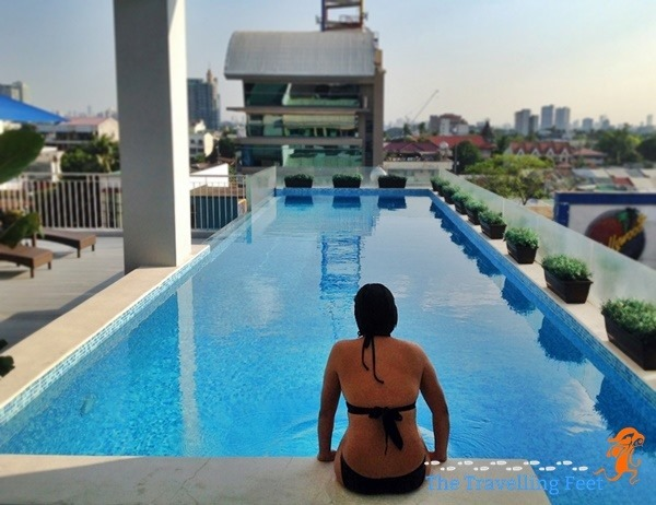 luxent hotel in quezon city transparent swimming pool