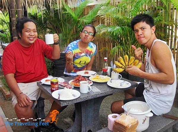 khmer breakfasts in Siem Reap