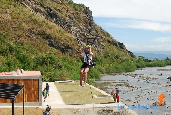 ziplining at noah ph