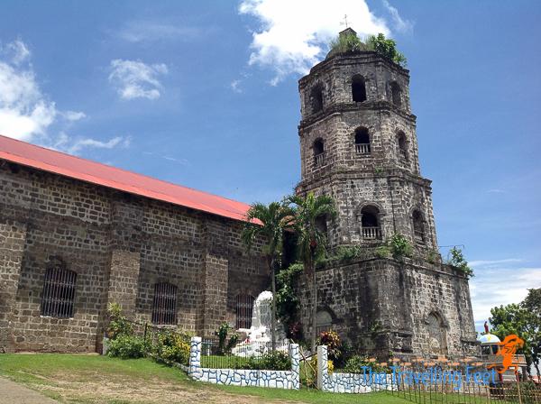 magdalena church laguna bell tower