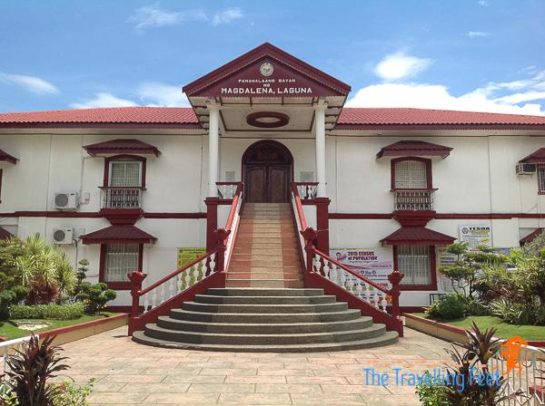 magdalena lahuna municipal hall