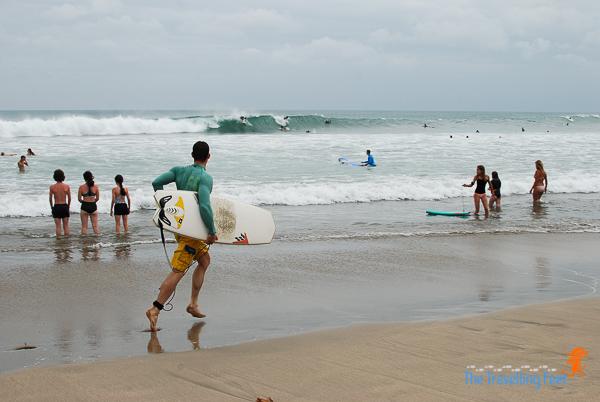 kuta beach bali indonesia