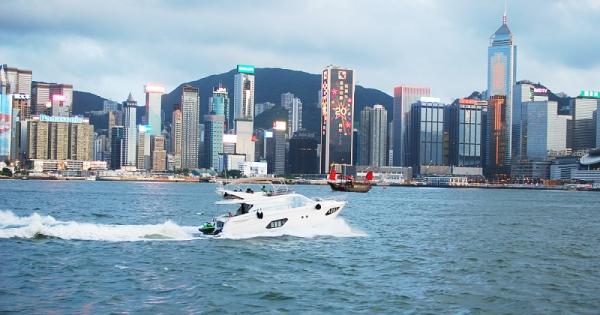 Hong Kong, Finally!