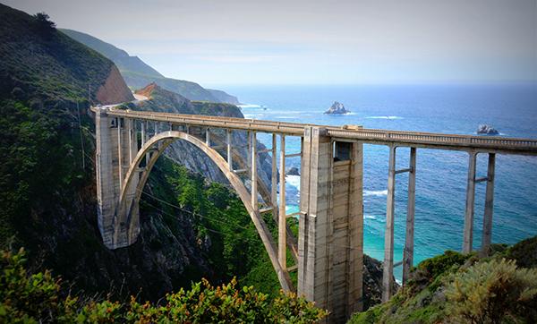 Cruising Along California's Scenic Monterey Bay