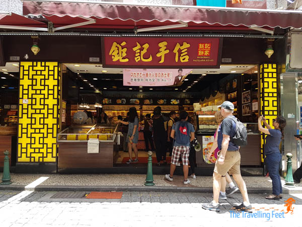 free food taste in Macau