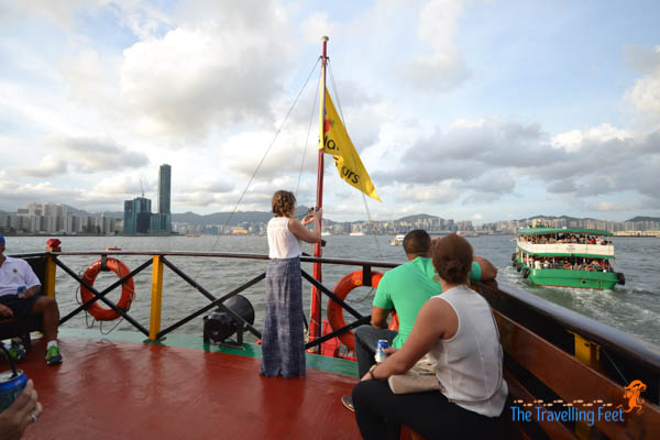Hong Kong Watertours Victoria Harbour Cruise