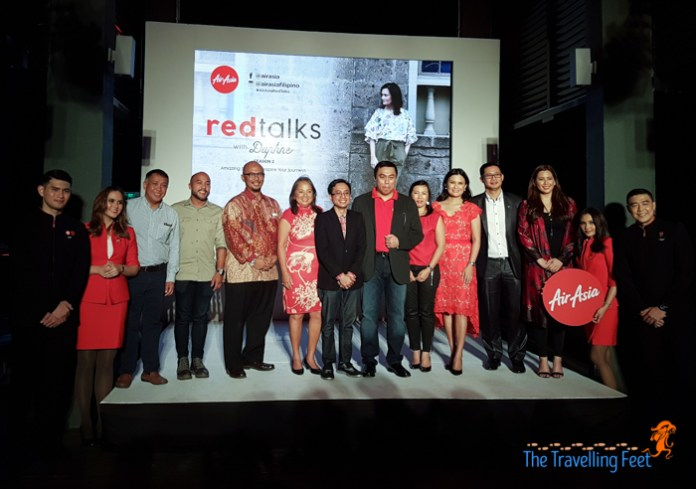 Daphne with AirAsia