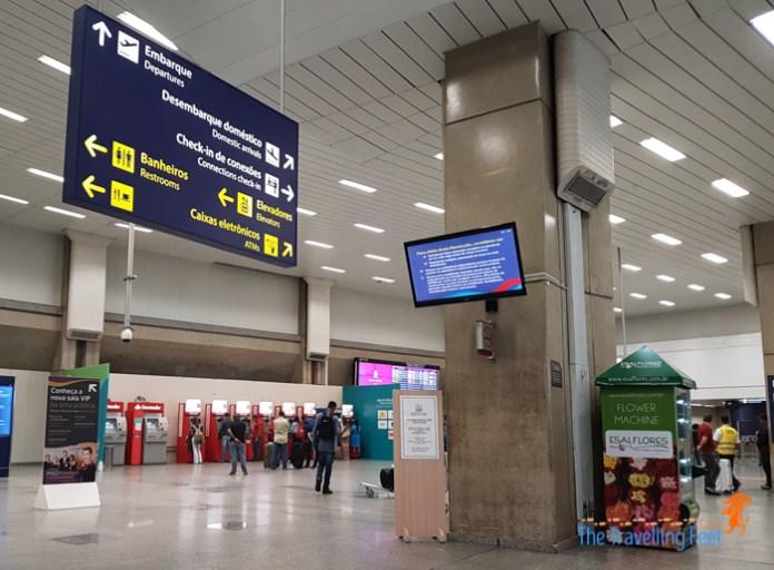 RIO galeão – Aeroporto Internacional Tom Jobim
