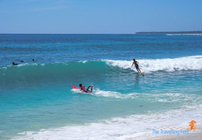 surfinga at dahican