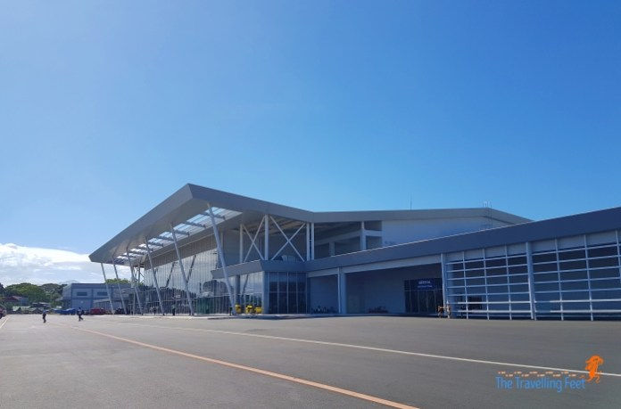 Puerto Princesa International Airport