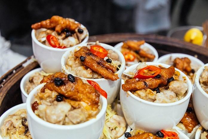 culinary feast in Hong Kong