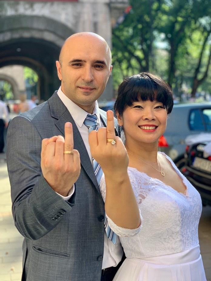 civil wedding in Serbia