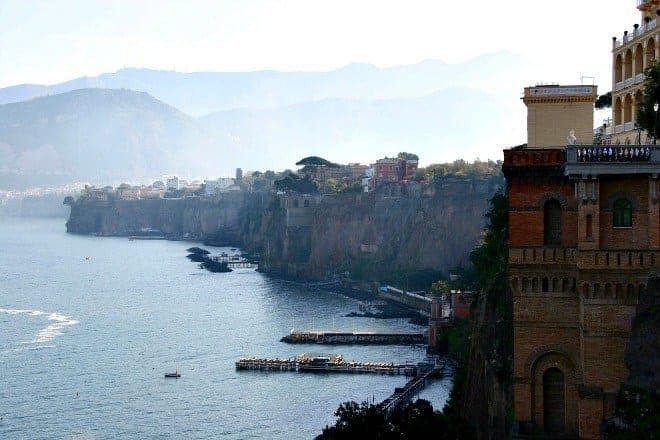 The stunning Sorrento coastline has beckoned travelers for thousands of years. Travel tips for Sorrento, Capri, and the Amalfi Coast, Italy.