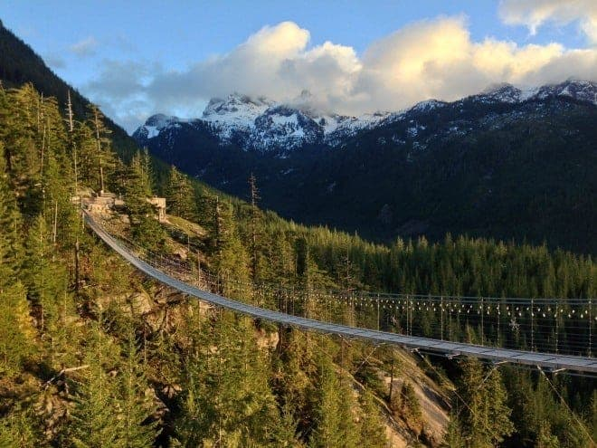 If you're looking for some great winter family fun, travel to the Sea to Sky Gondola in Squamish, just 30 minutes from Vancouver.