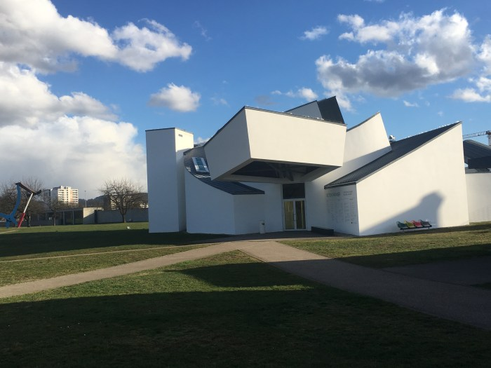 Il museo Vitra