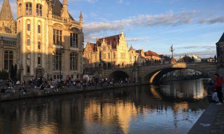 Alla scoperta delle Fiandre: Gand