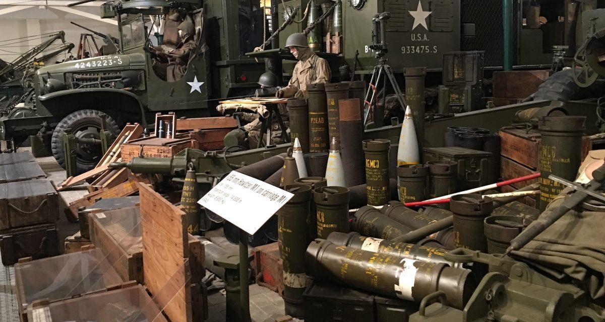 Il Museo di storia militare di Diekirch: affinché la storia non si ripeta