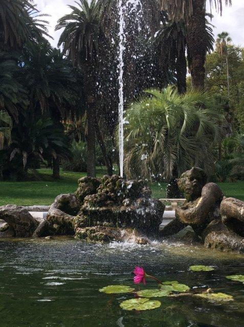 Fontana dell'Orto Botanico