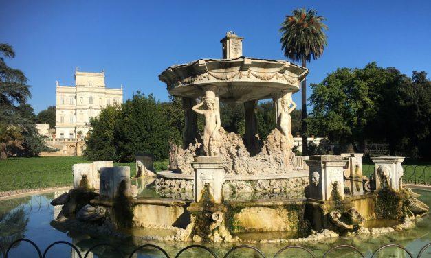 Villa Pamphilj a Roma