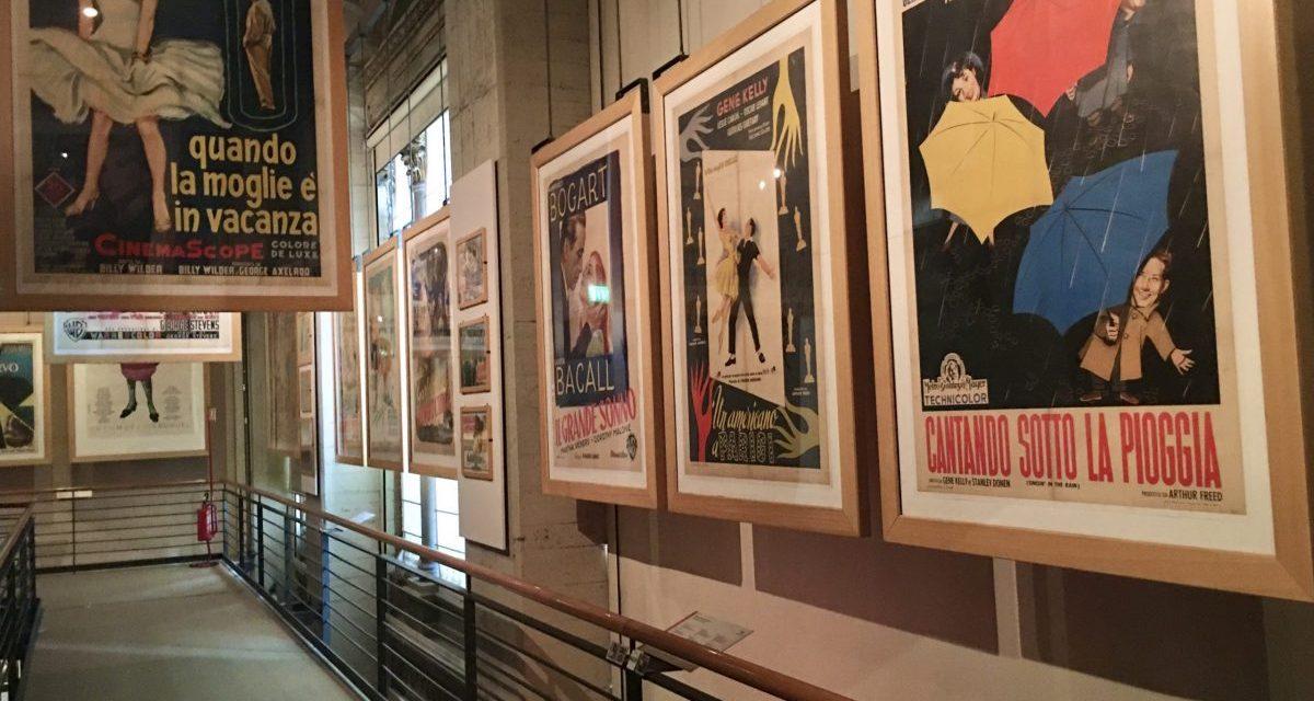 Visita al Museo del cinema di Torino