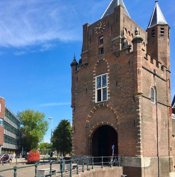 L'Amsterdamse Poort ad Haarlem