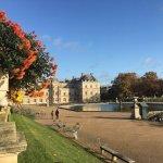 I giardini del Luxembourg a Parigi
