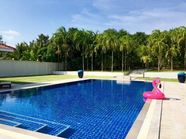 Villa Tha Maphrao Phuket swimming pool