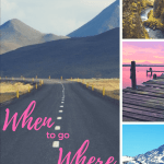 When to where - seasonal destination guide