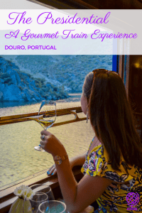 Review of The Presidential gourmet food train, Porto, Portugal
