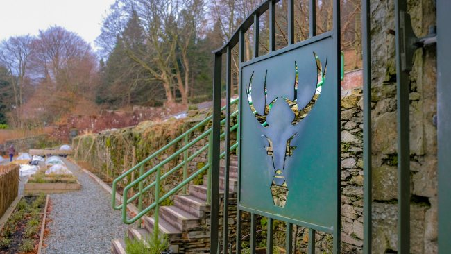 Staying at the Forest Side, Grasmere, Cumbria - Gardens
