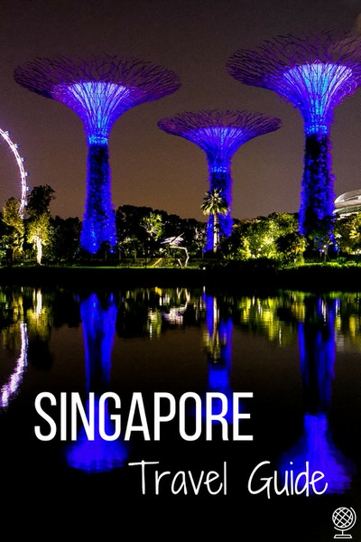 Singapore Travel Guide • The Travelling Stomach