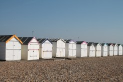 Sea huts