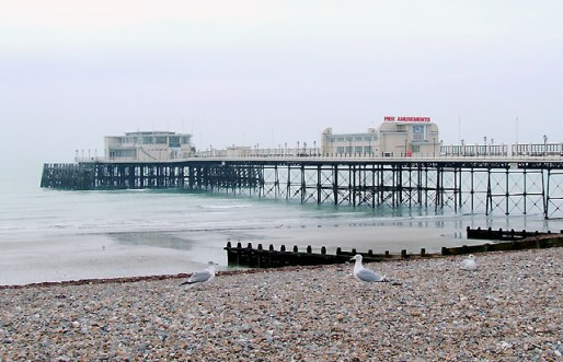 The Worthing Pier - Photo by Roger Kidd