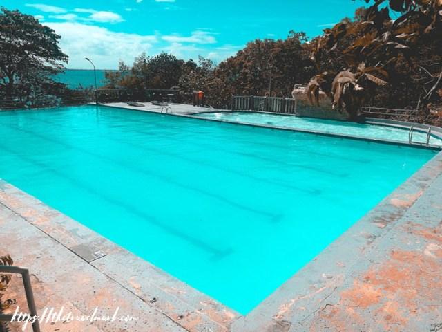 Bantayan Island Nature Park and Resort - Infinity Pool
