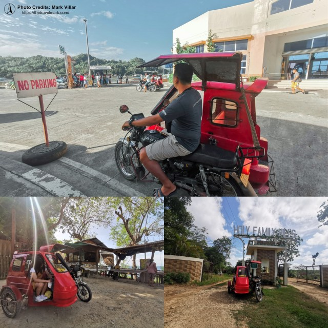Guimaras Day Tour Itinerary - Tricycle Tour