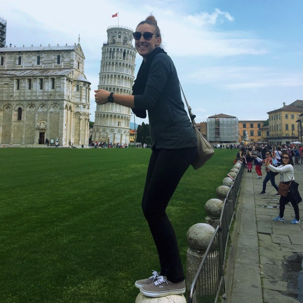 Please, For the Love of God, Do Not Pretend to Hold Up The Leaning Tower of Pisa | Pisa, Italy | The Travel Medley