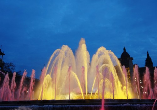 Font Magica Magic Fountain of Montjuic | Barcelona | The Travel Medley