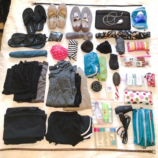 What to pack for 9 months of backpacking around Europe   The Travel Medley