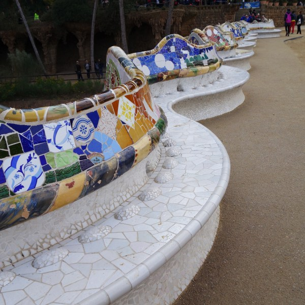 Parc Guell   Barcelona   The Travel Medley