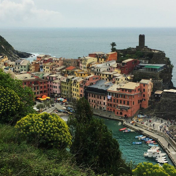 Vernazza | Cinque Terre | The Travel Medley