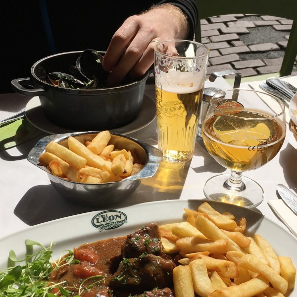Self-Guided Food Tour of Brussels | The Travel Medley