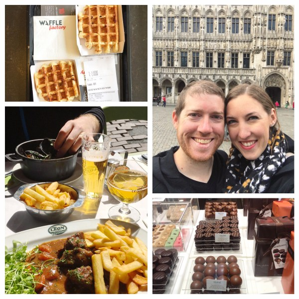 Bits & Pieces   Brussels   The Travel Medley
