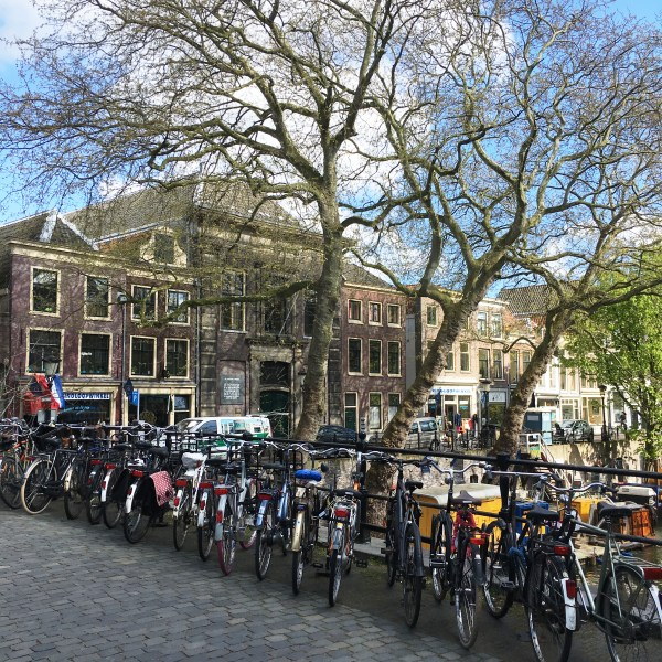 Even more bikes | Biking in the Netherlands | Utrecht | The Travel Medley