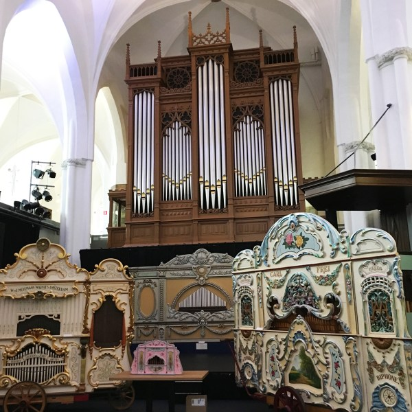 Pipe organ and street organs | Museum Speelklok | Utrecht | The Travel Medley