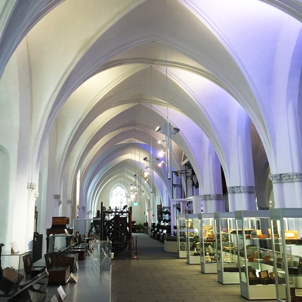 Second floor with lots of glass cases | Museum Speelklok | Utrecht | The Travel Medley