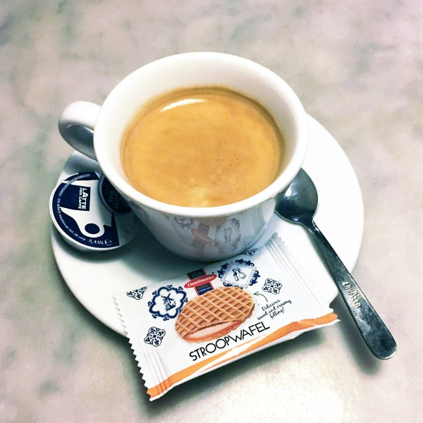 Stroopwafel and coffee | The Netherlands | The Travel Medley