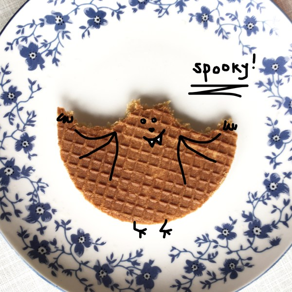 Stroopwafel Rorschach Test | The Netherlands | The Travel Medley