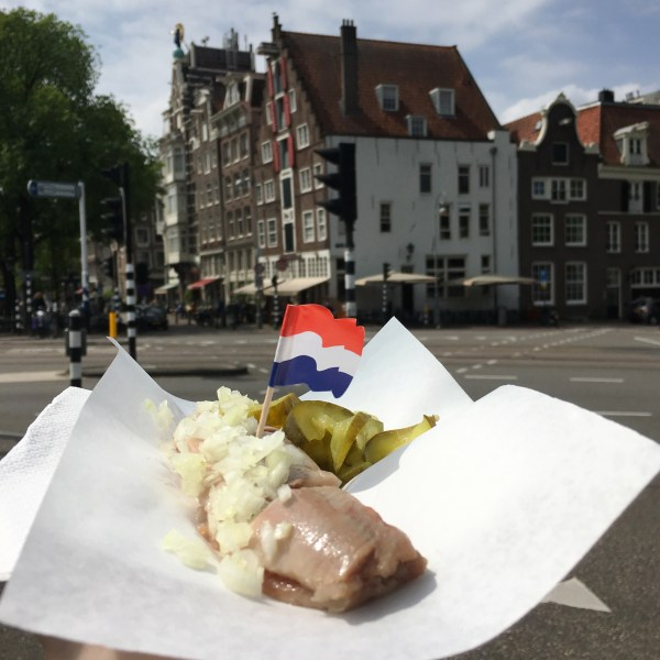 Dutch raw herring | The Netherlands | The Travel Medley