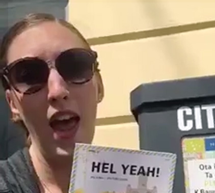 HEL YEAH | Mini Dubsmash Roundup: Helsinki | The Travel Medley